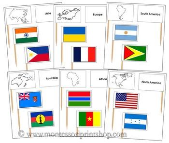 Pin Map Flags Bundle