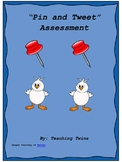 """""""Pin and Tweet"""" Assessment"""