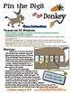 Pin the Digits on the Donkey (Place Value and Expanded Form)