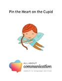 Pin the Heart on the Cupid