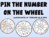 Pin the Number on the Wheel {GAME!}