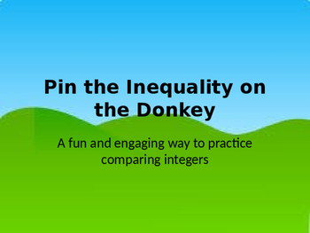 Pin the Tail on the Inequality