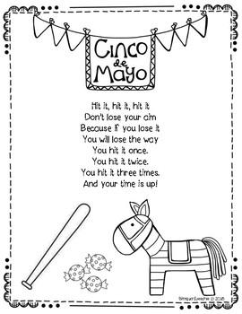 Piñata Song for Cinco De Mayo!