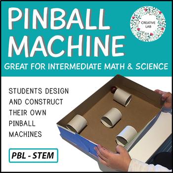 Pinball Machine - Intermediate - STEM - PBL