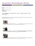 Pinch Pot Ceramics Quiz