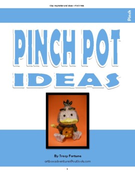 Pinch Pot Ideas: Over 30 Ideas of To Spark Your Imagination
