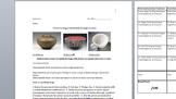Pinch Pot Lesson Plan (create rhythm through texture)