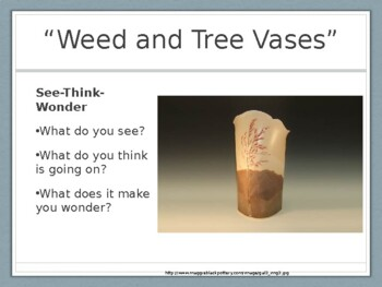 Pinched Vases PowerPoint Presentation