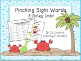 Pinching Sight Words