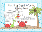 Pinching Sight Words