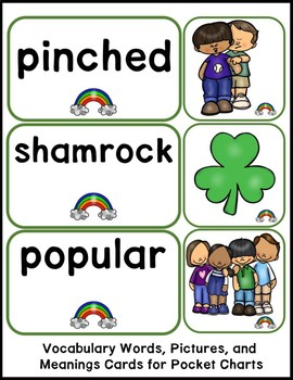 Pinching on St. Patrick's Day Multi-Level Reading Passage
