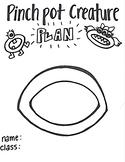 Pinchpot Creature: Clay Plan