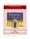 Pinduli- Guided Reading O Lesson Plan Bundle