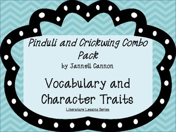 Pinduli and Crickwing Combo Pack