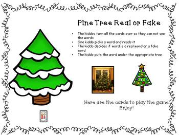Pine Tree Kindness Freebie