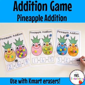 Pineapple Addition Activity