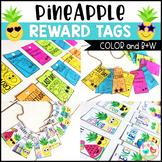 Pineapple Reward Tags