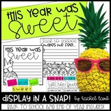 Displays in a Snap! Pineapple Bulletin Board