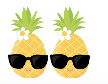 Pineapple Bulletin Board