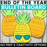 Pineapple Bulletin Board | June Bulletin Board | End of th