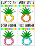 Pineapple Class Jobs