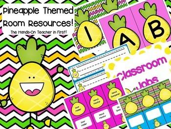 Pineapple Classroom BUNDLE!
