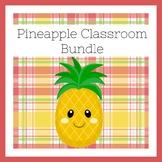 Pineapple Classroom Theme BUNDLE