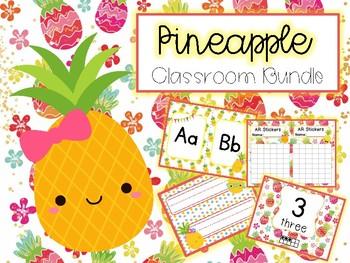 Pineapple Classroom Bundle