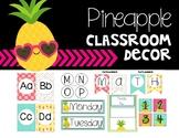 Pineapple Classroom Decor
