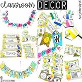 Pineapple Classroom Decor *EDITABLE*