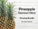 Pineapple Classroom Decor Endless MEGA Bundle!!!