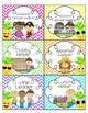 Pineapple Classroom Job Cards