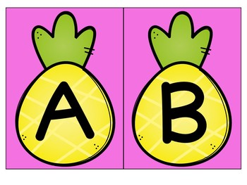 Pineapple Classroom Resources