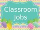Pineapple Classroom Theme Jobs
