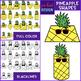 Pineapple Clip Art -Pineapple Mega BUNDLE {jen hart Clip Art}