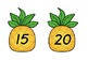 Pineapple Counting in Fives Cards