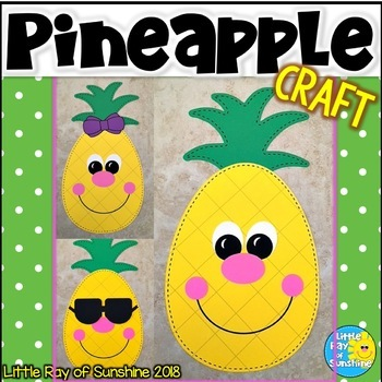 Pineapple Craft