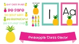 Pineapple Decor Pack