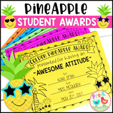 End of the Year Pineapple Student Awards