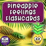 Pineapple Feelings Flashcards