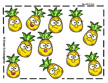 Pineapple Friends Add and Cover