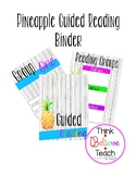 Pineapple Guided Reading Binder