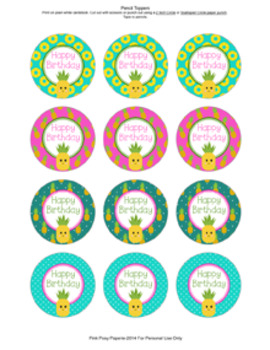 Pineapple Incentive Rewards Bundle