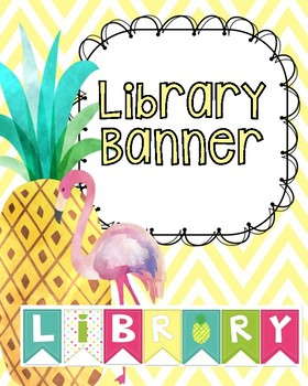 Pineapple Library Banner