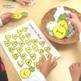 Pineapple Literacy Activities for Kindergarten! 2 Centers in 1