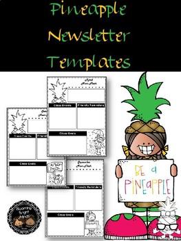 Pineapple Newsletter
