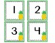Pineapple Number Cards to 120