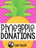 Pineapple Open House Donation Set