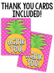Pineapple Open House Donation Set