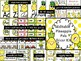 Pineapple Pals Classroom Decor Pack with Editable Templates